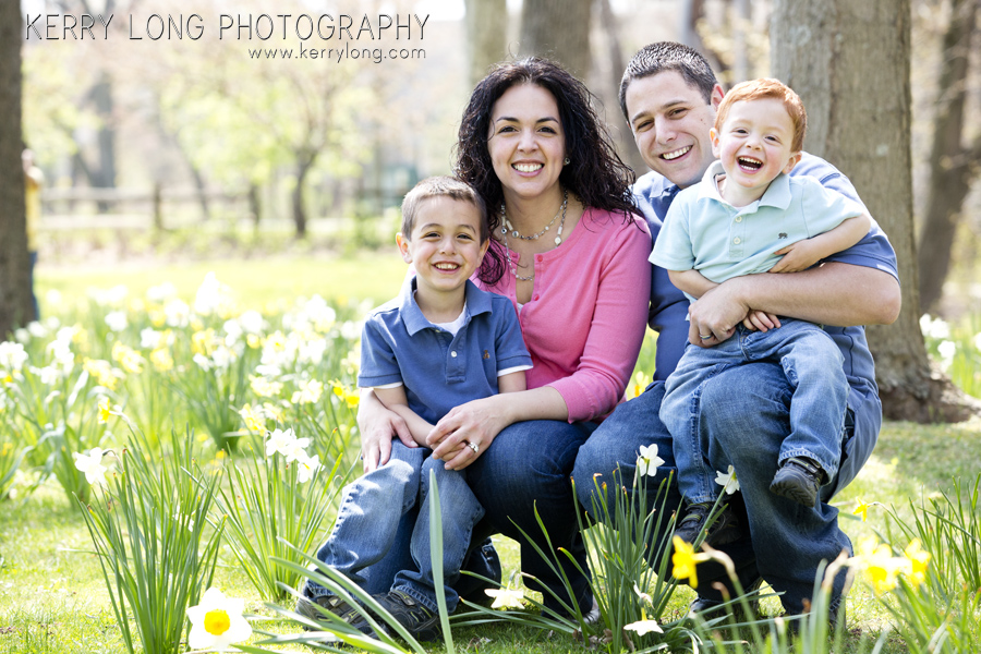 Spring Family Portrait Session Trumbull Ct Connecticut Wedding Event Lifestyle
